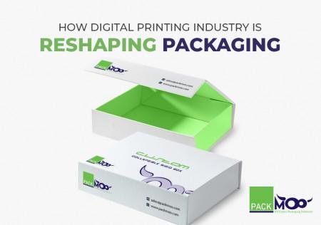 How Digital Printing Industry is Reshaping Packaging