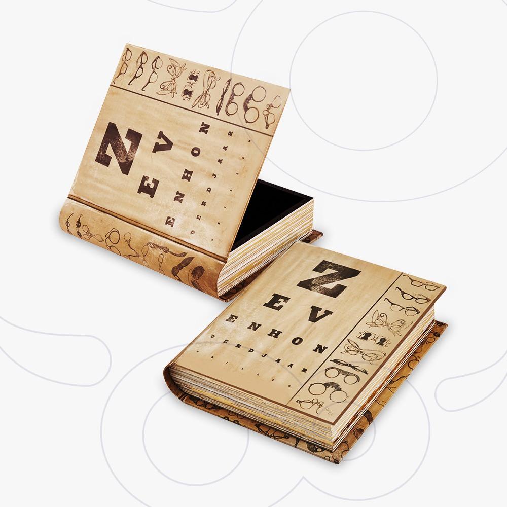 Book Style Rigid Boxes