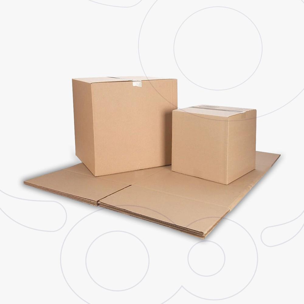 Custom Cube Packaging Boxes