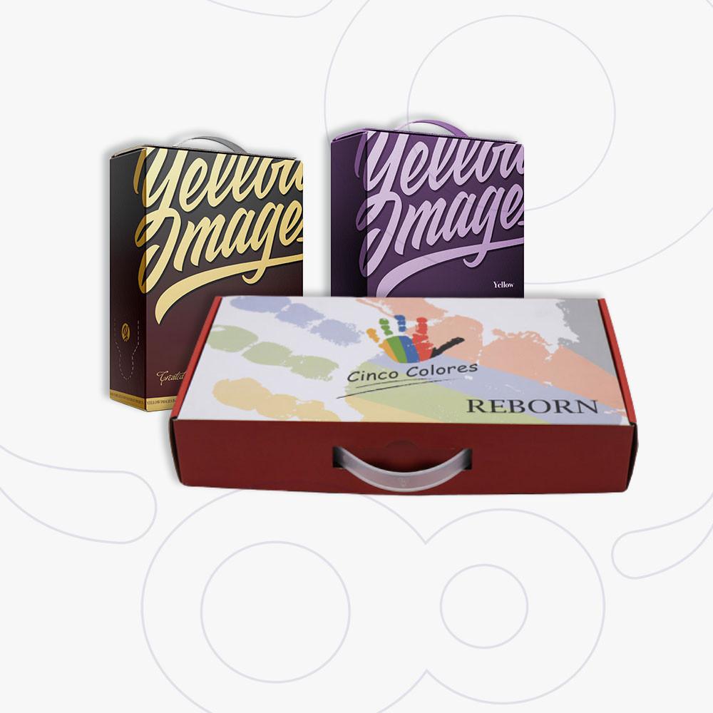 Custom Handle Boxes