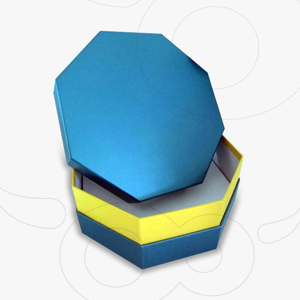 Custom Shape Rigid Boxes