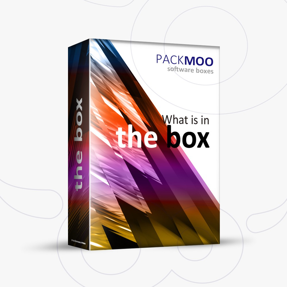 Custom Software Boxes