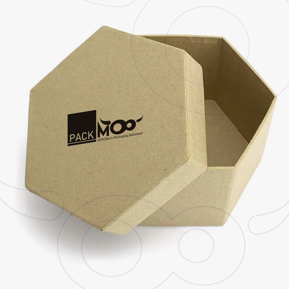 Rigid Hexagon Boxes