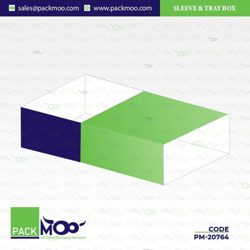 Sleeve and Tray Box